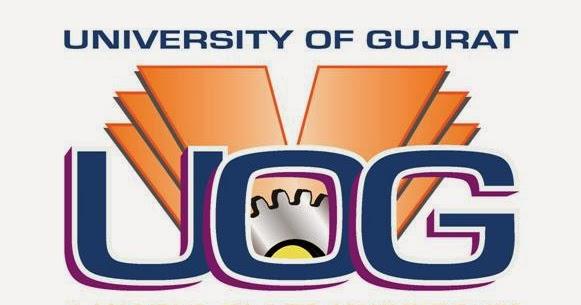 Gujrat University UOG MA, MSc Result 2019 Part 1, 2 Online