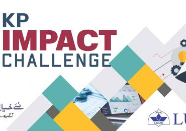 KP Impact Challenge 2018 LUMS Application Form