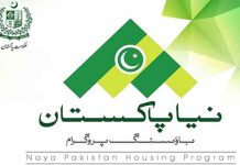 Naya Pakistan Housing Scheme 2019 Form