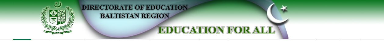 Baltistan Elementary Education Board Result 2019