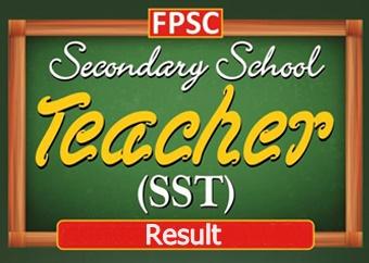 FPSC SST Result November 2018