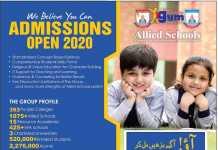 Allied School Admission 2020