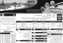 Join Pak Navy as Sailor Batch C 2019 Online Registration