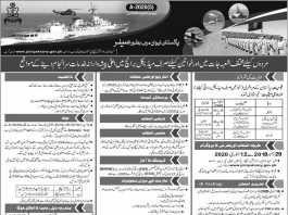 Join Pakistan Navy As Sailor 2020 Online Registration