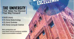 FC College Undergraduate Admission 2019 Form Last Date