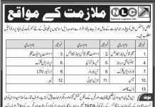 National Logistics Cell NLC Jobs 2020 Application Form