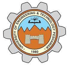 UET Peshawar Undergraduate Merit List 2019