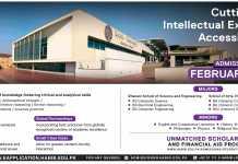 Habib University Karachi Admission 2020